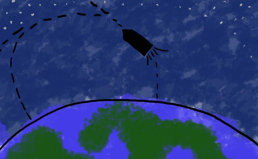 Den Orbit verlassen: Was die Raketengleichung mit Psychoanalyse zu tun hat