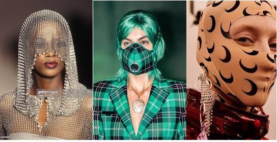 Pariser Fashionweek: Was sagen uns die Masken?